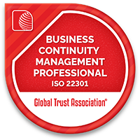 Business Continuity Management Professional ISO 22301